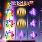 Starburst spelu automati