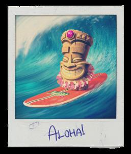 Aloha! Kazino automati